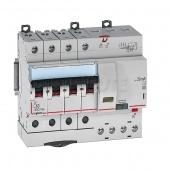Legrand DX3 Дифференциальный автоматический выключатель 4P 50А (С) 300MA-AC 7м
